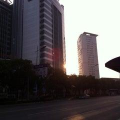 Photo taken at 苏州国际科技园 Suzhou International Science Park by Yimin L. on 11/15/2013