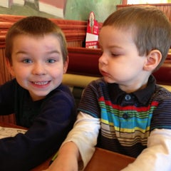 Photo taken at Friendly's Restaurant by Scott B. on 5/3/2013