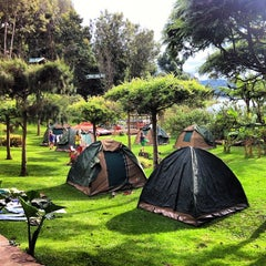Photo taken at Bunyonyi Overland Resort by Nellie H. on 11/12/2013