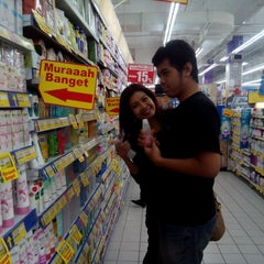 Photo taken at hypermart by Wuryanano™ on 10/18/2015