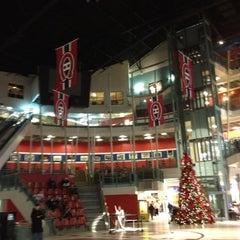 Photo taken at Cineplex Odeon Forum Cinemas by E B. on 11/17/2012