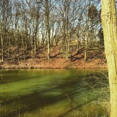 Photo taken at Brilschans Park by Peter V. on 3/26/2016