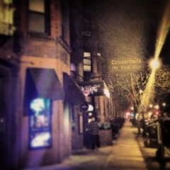 Photo taken at Crossroads Irish Pub by Armando I. on 4/12/2013