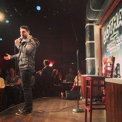 Photo taken at Gotham Comedy Club by Sameer's E. on 5/8/2013