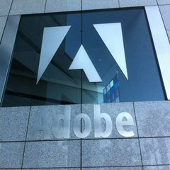 Photo taken at Adobe by Russell M. on 5/22/2013
