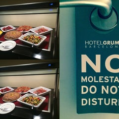 Foto tomada en Hotel Grums Barcelona por レーネ —. el 11/21/2014