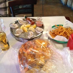 Photo taken at The Boiling Crab by Stacey Z. on 2/22/2013