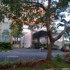 Photo taken at BINUS University by dewi a. on 12/20/2012