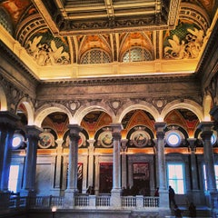 Photo taken at Library of Congress by ✨Vasilina W. on 12/27/2012