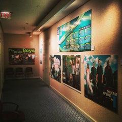 Photo taken at Universal Studio Screening Room by Ivan P. on 3/1/2013