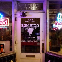 Photo taken at Bon Rico by Doug M. on 10/7/2015