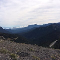 Photo taken at Olympic National Park by Kasia L. on 6/21/2015