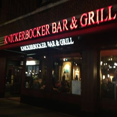 Photo taken at Knickerbocker Bar & Grill by Sharon L. on 4/8/2013
