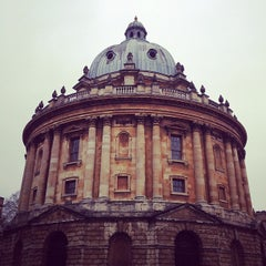 Photo taken at Bodleian Library by Thaís N. on 3/9/2013