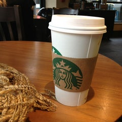 Photo taken at Starbucks by Jacklyn S. on 1/17/2013