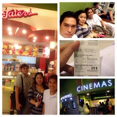 Photo taken at Cinema 3 by Angelo R. on 7/23/2014