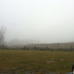Photo taken at Sharpe Hill Vineyard by Chris L. on 12/29/2013