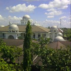 Photo taken at Pondok Pesantren Modern Islam (PPMI) Assalaam by Agung D. on 3/12/2013