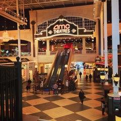 Photo taken at AMC Easton Town Center 30 by @jeffreydepp on 1/1/2013