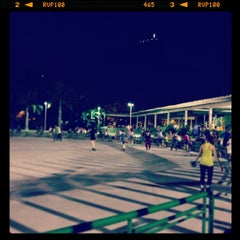 Photo taken at Parque dos Patins by Igor M. on 7/20/2013