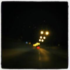 Photo taken at Gizri Bridge by Faizan K. on 10/28/2012