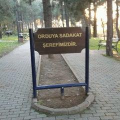 Photo taken at Piyade Okulu by ünal a. on 12/25/2012