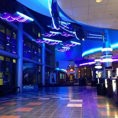 Photo taken at Regal Cinemas Battery Park 11 by Catherine M. on 1/2/2013