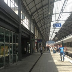 Photo taken at Bahnhof Olten by Joël B. on 7/5/2013