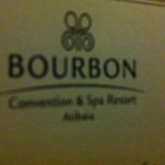 Photo taken at Bourbon Atibaia Convention & Spa Resort by Jessica T. on 11/2/2012