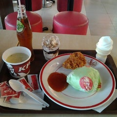 Photo taken at KFC by Guntur Benedict H. on 10/4/2012