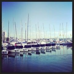 Photo taken at CYC - Cruising Yacht Club of Australia by Chris B. on 4/13/2013