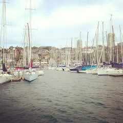 Photo taken at CYC - Cruising Yacht Club of Australia by Chris B. on 11/5/2012
