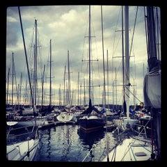 Photo taken at CYC - Cruising Yacht Club of Australia by Chris B. on 4/21/2013