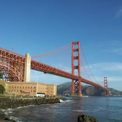 Photo taken at Fort Point National Historic Site by Steve on 9/21/2012