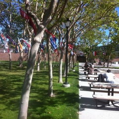 Photo taken at Foothill College by Rostyslav I. on 7/18/2013