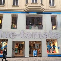 Photo taken at Blue Tomato Shop Wien by Stefanie W. on 2/4/2014