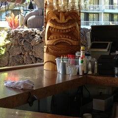 Photo taken at Tiki Bar by Eric D. on 7/16/2013