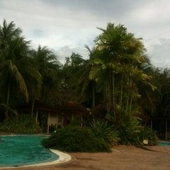 Photo taken at Mutiara Burau Bay Beach Resort by Tatiana L. on 1/1/2013