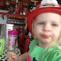 Photo taken at Firehouse Subs by Alex G. on 3/10/2013