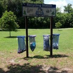 Photo taken at Kanapaha Veterans Memorial Park by Shelley S. on 6/5/2014