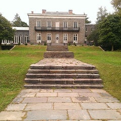 """Photo taken at Bartow-Pell Mansion Museum by Jafe """"The Man in the Tan Hat"""" C. on 10/6/2012"""