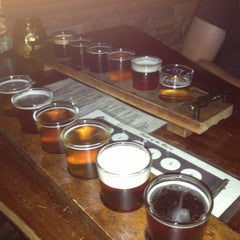 Photo taken at Black Raven Brewing Company by Dawn R. on 7/17/2013
