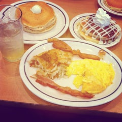 Photo taken at IHOP by Francis R. on 9/15/2012
