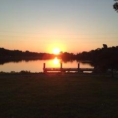 Photo taken at Sunset Park by Joseph L. on 7/14/2014