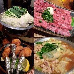 Photo taken at 鳥小屋 東山店 by hideki_go_go on 4/3/2016
