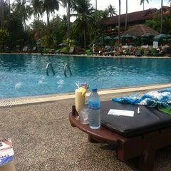 Photo taken at Patong Merlin Hotel Phuket by Guilherme S. on 12/9/2012