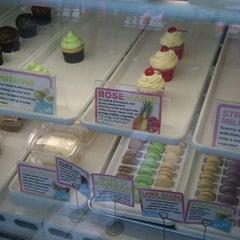 Photo taken at Rowie's Bakery by Joanne Marie F. on 4/19/2013