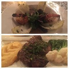 Photo taken at Carlitos Gardel Restaurant by Aaron M. on 2/15/2016