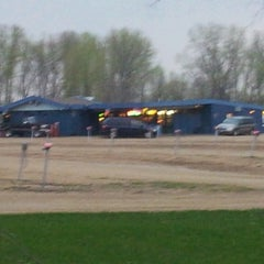 Photo taken at Vali-Hi Drive-In by Ken A. on 5/9/2013