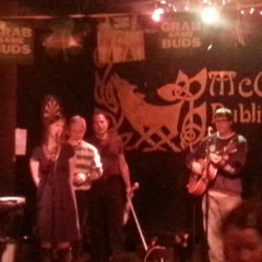 Photo taken at McGinty's Public House by Paul H. on 3/20/2013